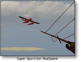 RealFlight G4 Super Sportster float plane