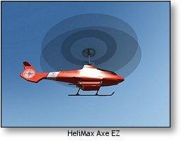 RealFlight G4 HeliMax Axe EZ