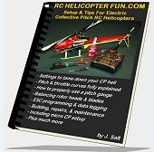 Setup & Tips For Electric Collective Pitch RC Helicopters