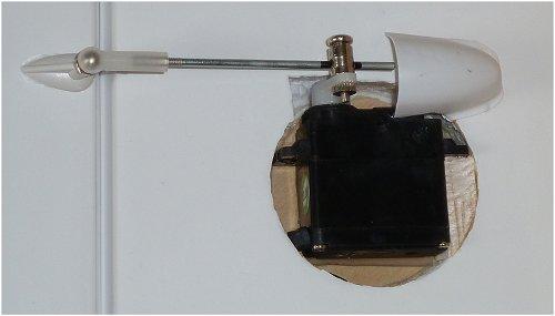 HS-85M servos in the Graupner Swift S-1
