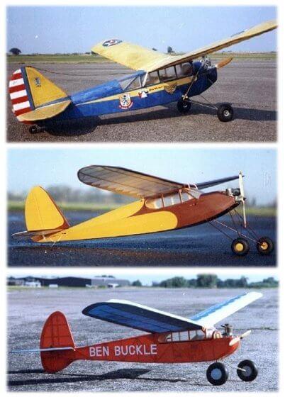 Ben Buckle vintage kits