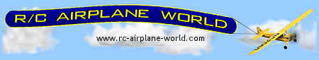 Welcome to the RC Airplane World Forum